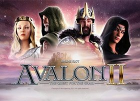 Avalon II - Play for Real Online Casino Phone Bill