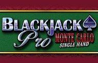 BlackJackPro Montecarlo Eenhandig