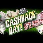 Cash Back Day