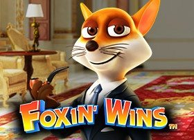 Foxin Wins mobile phone casino slots
