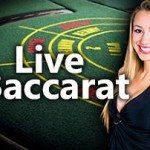 Live – Baccarat