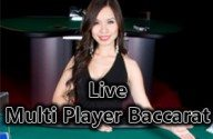 Live - Multi Player Baccarat