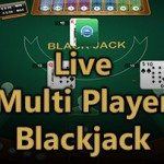 Live – Multi Player Blackjack