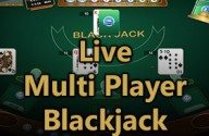Live - moninpeli Blackjack