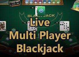 Żyć - Multi Player Blackjack