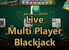 Live - Multi Player Blackjack