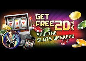 Spin The Slots Free Slots Bonus