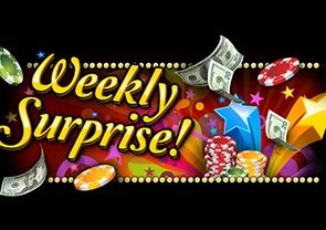 Weekly Casino Bonus Surprise