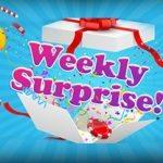 Weekly Surprise