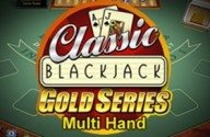 Multihand Classic Blackjack Gold