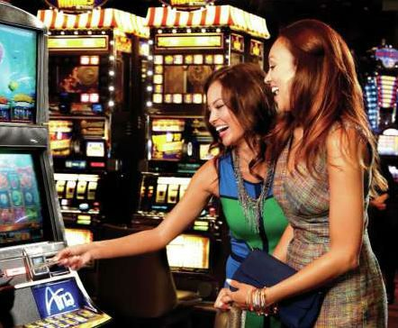 Play Slots & Casino Games