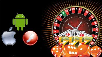 iPhone and Android casino slots games
