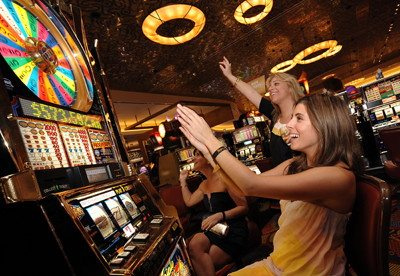 Bonus Slot Machine Games
