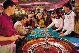 Roulette Casino welcome bonus