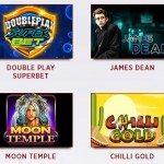 Online Slots | £300K Progressive Jackpots