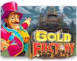 Gold Factory Slot Lucks Online Casino