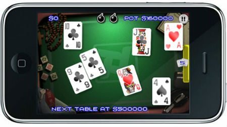 Mobile Casino iPhone Poker