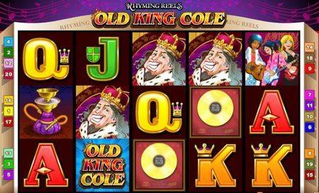 Old King Cole Cash Slots