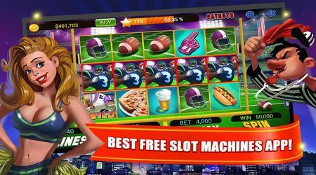 play best free slots app
