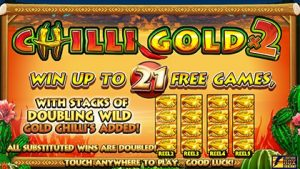 Chilli Gold 2 - Steller Jackpots