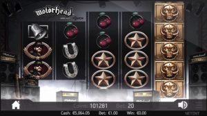 motorhead-slot
