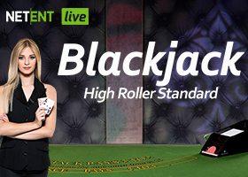 Blackjack Standard High Roller