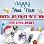 New Year Slot Promotion