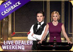 Live Dealer Promotion