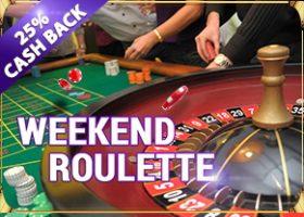 Weekend Roulette